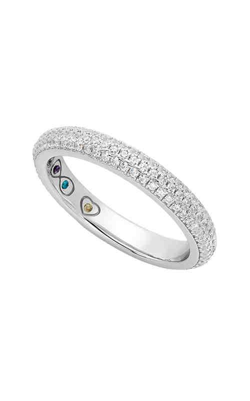 Jewelry Designer Showcase Yours Mine Ours Wedding band SB031W product image