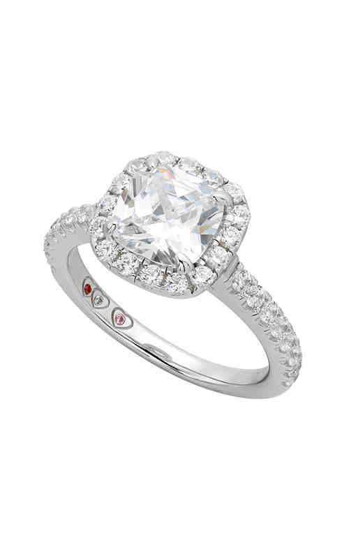 Jewelry Designer Showcase Yours Mine Ours Engagement ring SB128 product image