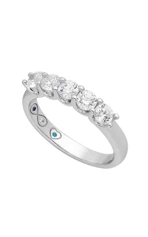 Jewelry Designer Showcase Yours Mine Ours Wedding band SB007 product image