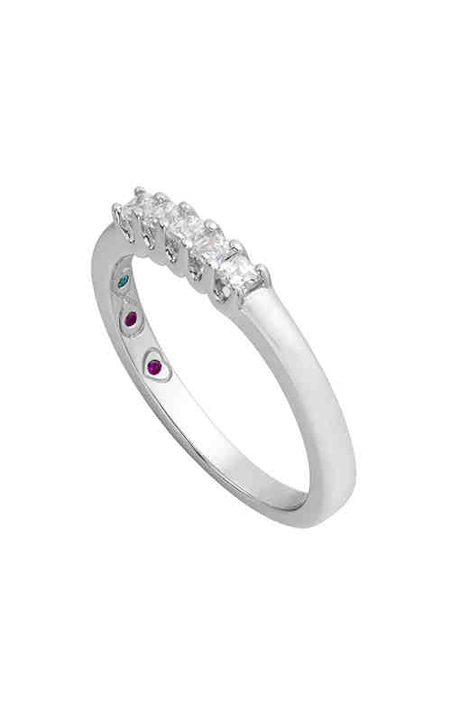 Jewelry Designer Showcase Yours Mine Ours Wedding band SB130 product image