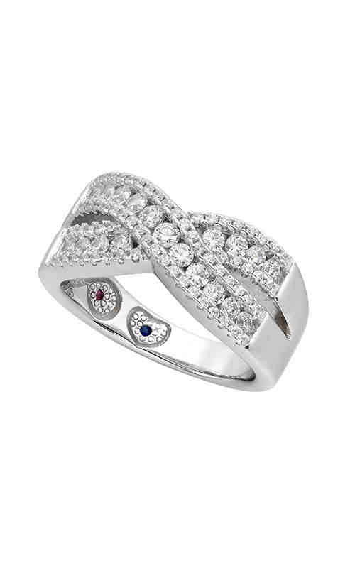Jewelry Designer Showcase Yours Mine Ours Wedding band SB247 product image