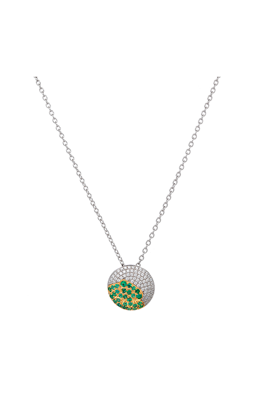Jewelry Designer Showcase Floral Necklace RC02 product image