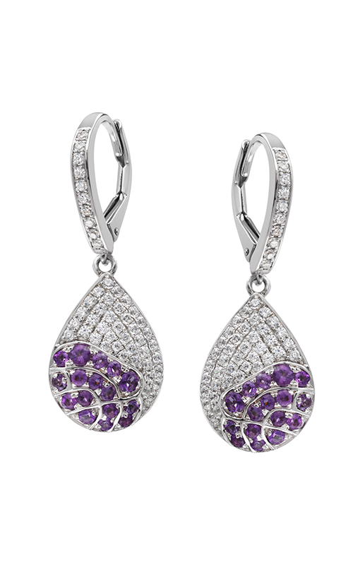Jewelry Designer Showcase Floral Earrings RC20 product image
