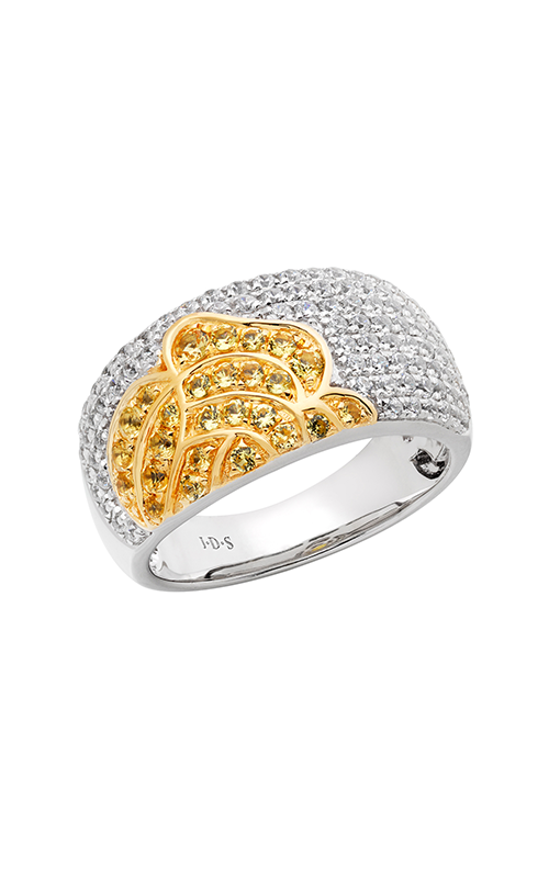 Jewelry Designer Showcase Floral Fashion ring RC25 product image