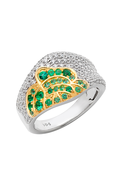 Jewelry Designer Showcase Floral Fashion ring RC29 product image