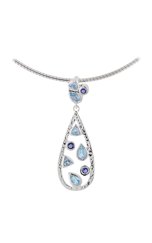 Jorge Revilla Pendants Necklace CG-2-3613BT product image