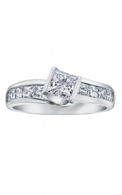 Julianna Collection Engagement ring R2922WG-150-18 product image
