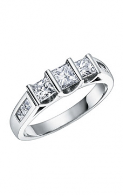 Julianna Collection Engagement ring R2927WG-200-18 product image