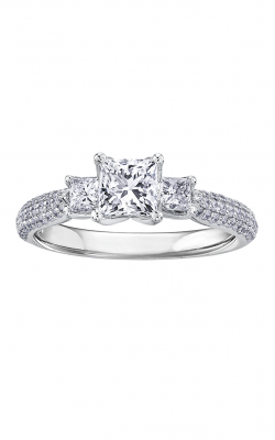 Julianna Collection Engagement ring R3919WG-170-18 product image