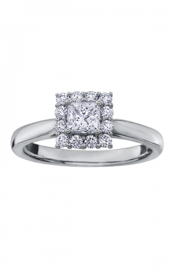 Julianna Collection Engagement ring R3930WG-50-18 product image