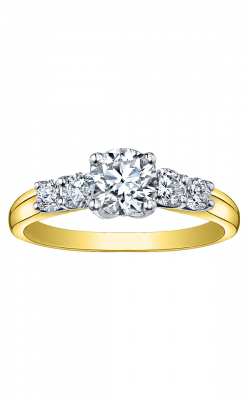 Julianna Collection Engagement Ring R3369YW-100-18 product image