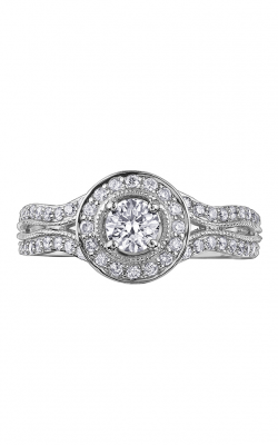 Julianna Collection Engagement ring R3794WG-75-18 product image
