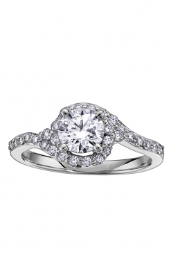 Julianna Collection Engagement ring R3634WG-65 product image