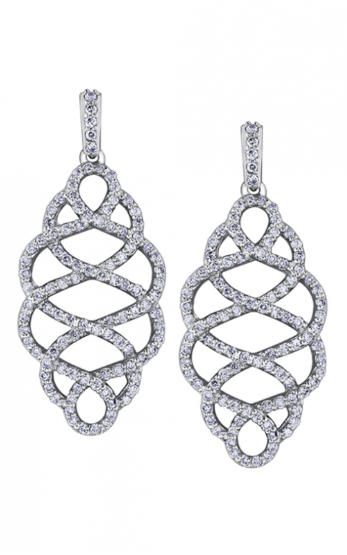 Julianna Collection Earrings EE3251WG product image