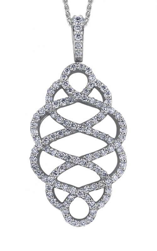 Julianna Collection Necklace PP3251W-40C product image