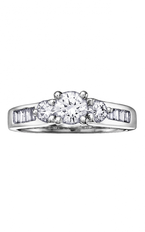 Julianna Collection Engagement ring R2875WG-100-18 product image