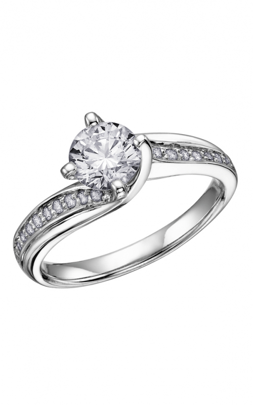 Julianna Collection Engagement ring R3019WG-50 product image