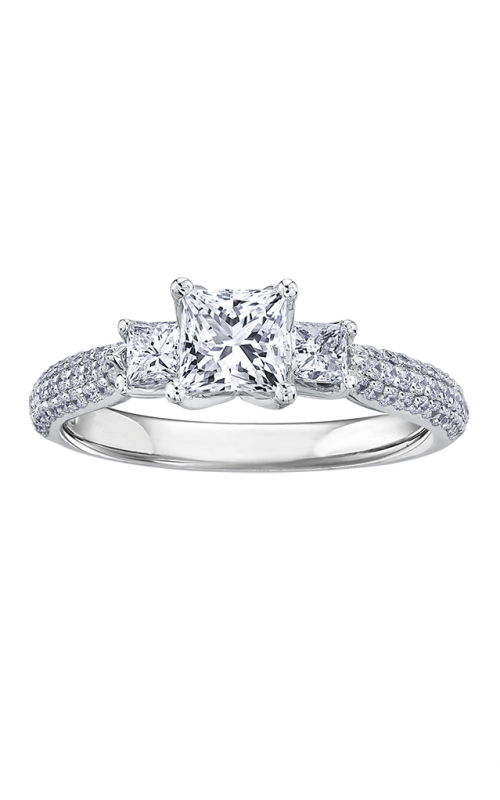 Julianna Collection Engagement ring R3919WG-100-18 product image