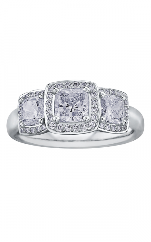 Julianna Collection Engagement ring R3925WG-115-18 product image