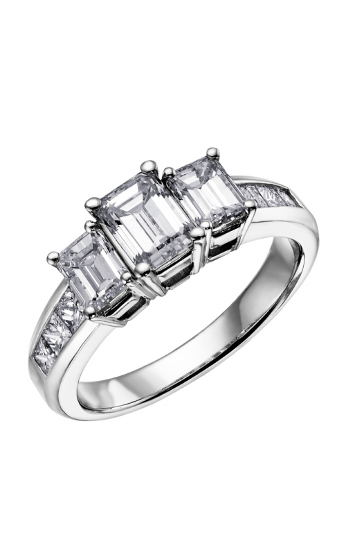 Julianna Collection Engagement ring R4213WG-100-18 product image