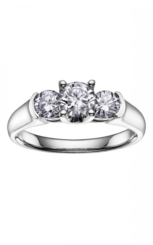Julianna Collection Engagement ring R4239WG-100-18 product image