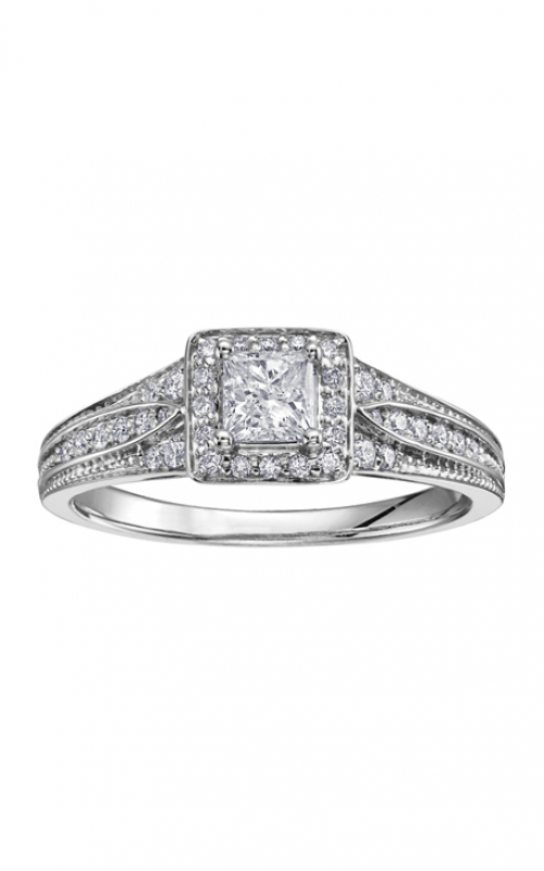 Julianna Collection Engagement ring R3664WG-50 product image
