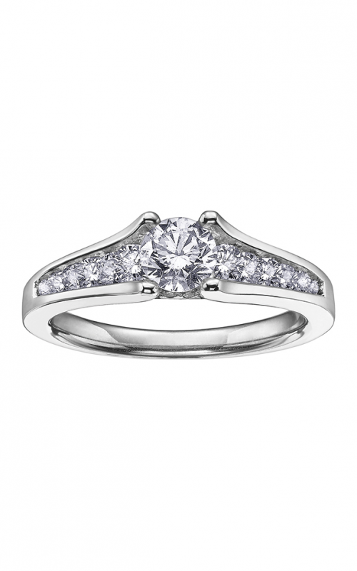 Julianna Collection Engagement ring R3760WG-100-18 product image