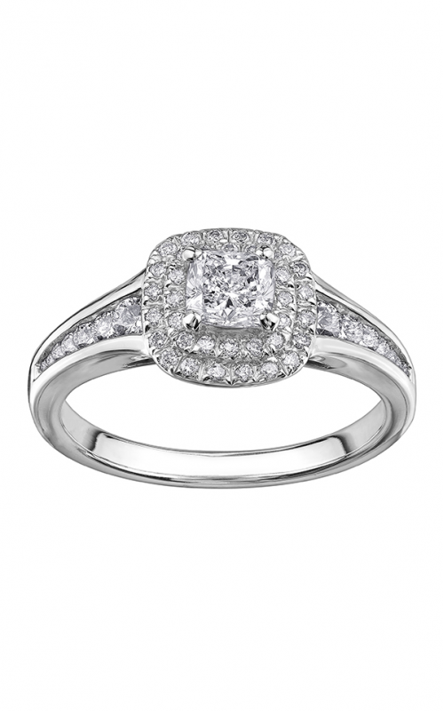 Julianna Collection Engagement ring R3846WG-95-18 product image