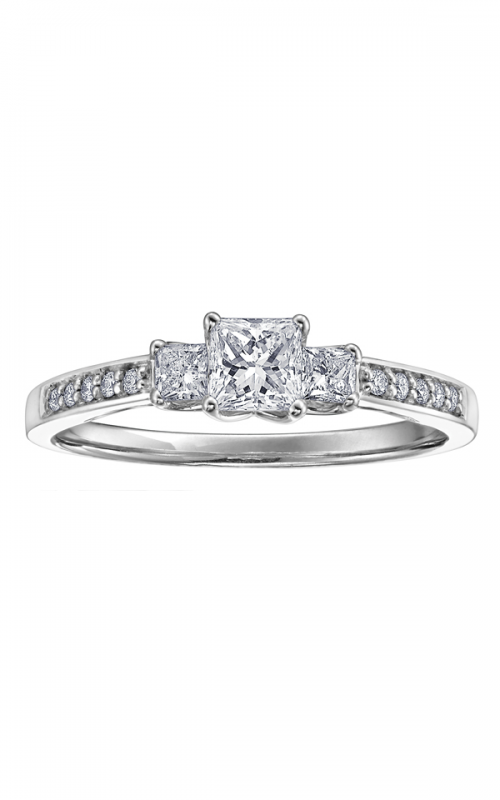 Julianna Collection Engagement ring R3676WG-50 product image