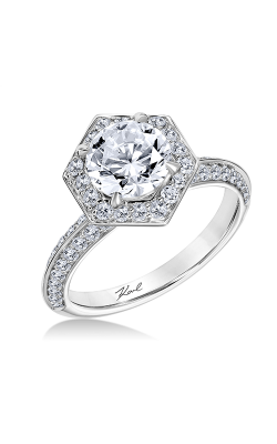 KARL LAGERFELD Perspective Engagement Ring 31-KA110GRW-E.00 product image
