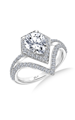 KARL LAGERFELD PERSPECTIVE Engagement ring 31-KA115GPW-E.00 product image