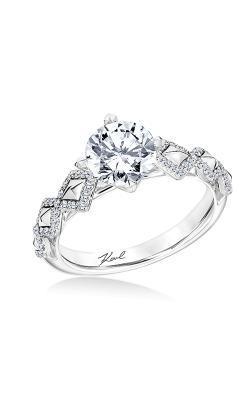 KARL LAGERFELD Pyramid Engagement ring 31-KA131GRW-E.00 product image