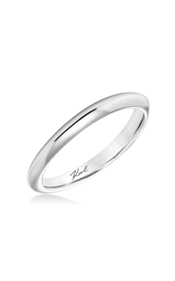 KARL LAGERFELD Arch Wedding Band 31-KA102P-L.00 product image