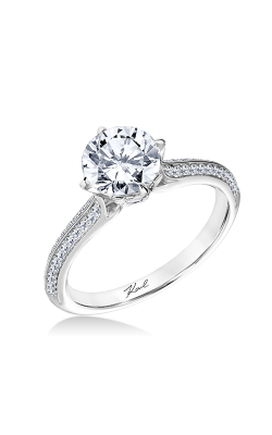 KARL LAGERFELD Arch Engagement Ring 31-KA105GRY-E.00 product image