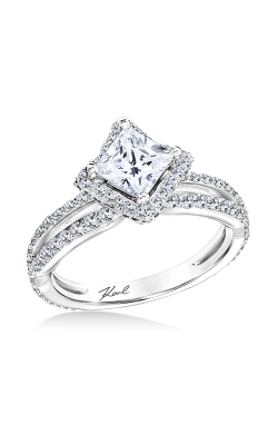 KARL LAGERFELD PERSPECTIVE Engagement ring 31-KA119ECY-E.00 product image