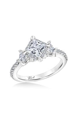 KARL LAGERFELD Pyramid Engagement Ring 31-KA126ECP-E.00 product image