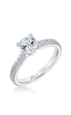 KARL LAGERFELD Pyramid Engagement Ring 31-KA162ERW-E.00 product image