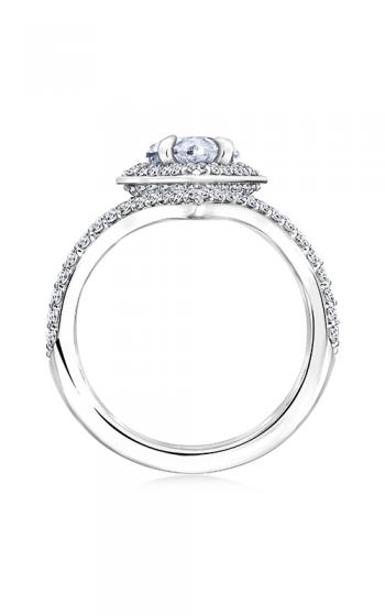 Shop KARL LAGERFELD 31KA115GPWE00 Engagement rings The Wedding
