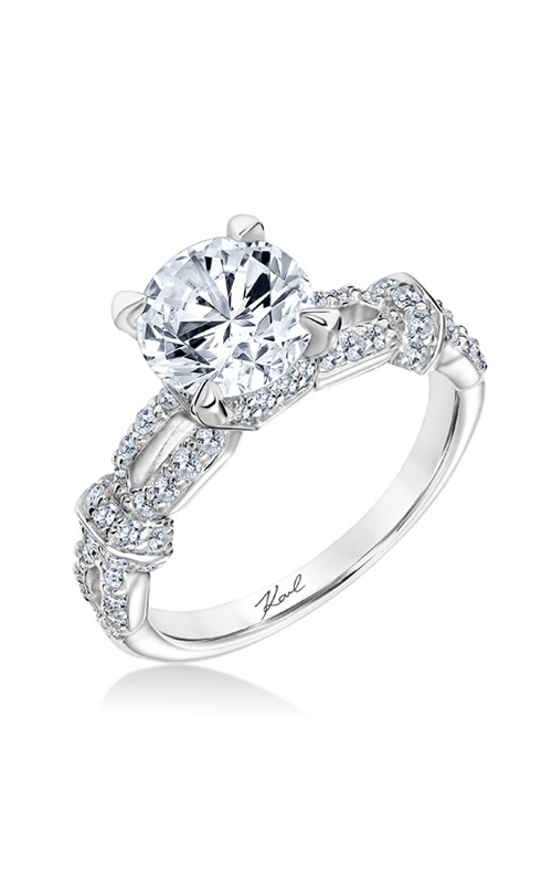 Find KARL LAGERFELD 31KA159HRWE00 Engagement rings Today at