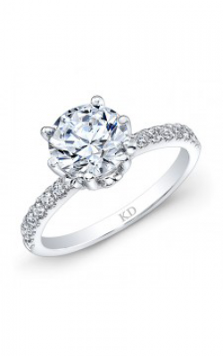 Kattan Baby T Engagement Ring GDR89 product image