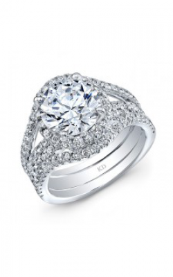 Kattan Beverly Hills Bridal Ring ARD0525 product image