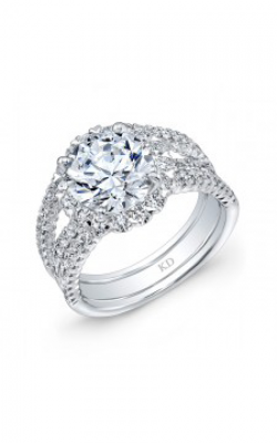 Kattan Beverly Hills Bridal Ring ARD0996 product image