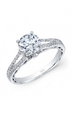 Kattan Beverly Hills Bridal Ring ARD1140 product image
