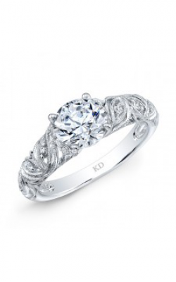 Kattan Beverly Hills Engagement Ring ARD1467 product image