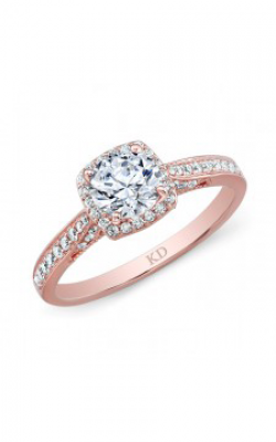 Kattan Beverly Hills Bridal Ring GDR305 product image