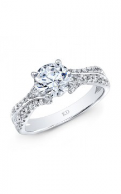 Kattan Beverly Hills Bridal Ring GDR6887 product image