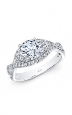Kattan Beverly Hills Engagement Ring GDR6953 product image