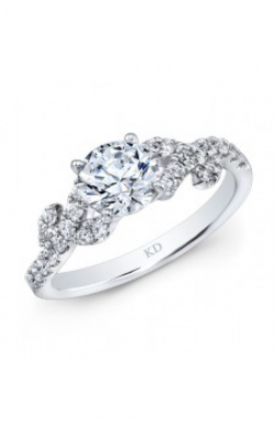 Kattan Beverly Hills Bridal Ring GDR7139 product image
