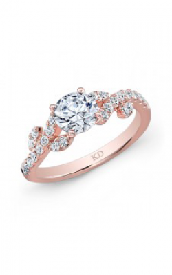 Kattan Beverly Hills Bridal Ring GDR7139R product image