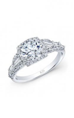 Kattan Beverly Hills Bridal Ring LRD06696 product image
